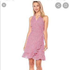 Rails Madison red gingham dress